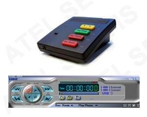 SmartRecord - zařízení pro nahrávaní tel hovorů - 2