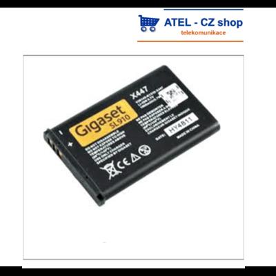 Baterie Gigaset SL910 X447 original - 2