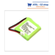 Baterie Gigaset E450 - 2/2