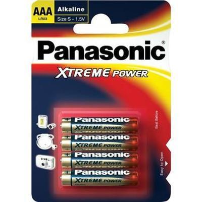 Baterie AAA Panasonic Xtreme - 2
