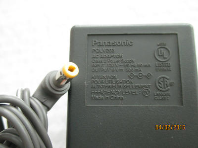 Adapter Panasonic PQLV203CE - 2