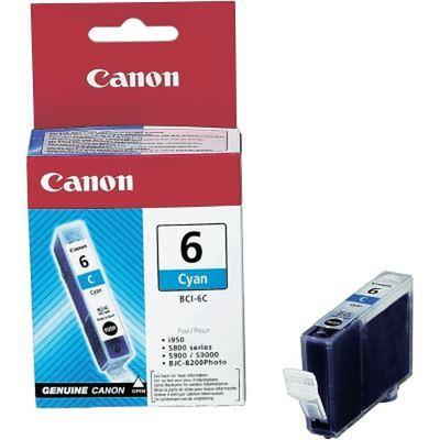 Canon BCI 6c cyan - 2