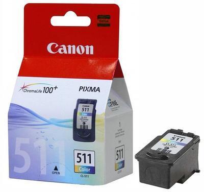 Canon CL-511 originál barevná - 2