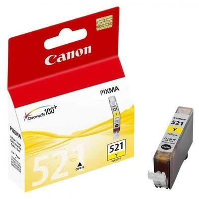 Canon CLI-521 Y originální - 2