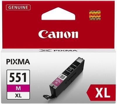 Canon CLI-551 M XL originální - 2
