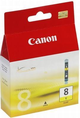 Canon CLI-8 Y originální - 2