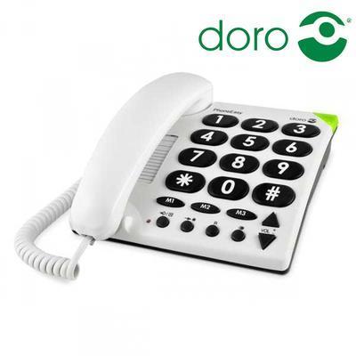 Doro PhoneEasy 311 AS CZ - 2