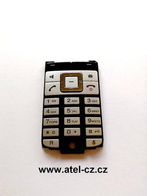 Gigaset S810 klávesnice - 2