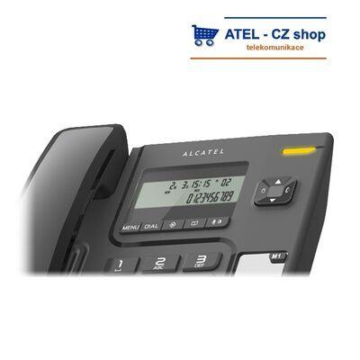 Alcatel Temporis 56 tel LCD Black - 2