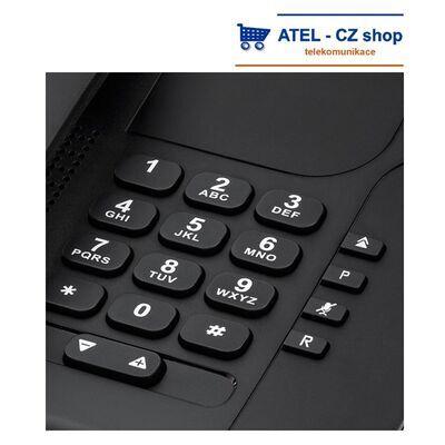 Alcatel Temporis 180 black - 2