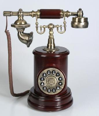 Historický telefon Tesla NT4 - 2