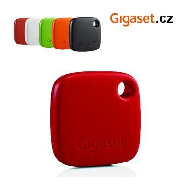 Gigaset G-tag lokalizační čip červený - 2