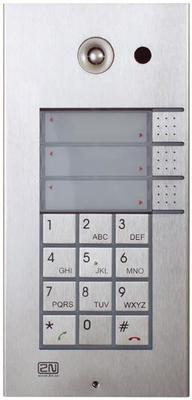 Helios 3x1 dveřní telefon plus - 2