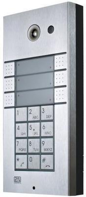 Helios 3x2 dveřní telefon plus - 2