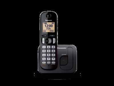 Panasonic KX-TGC210FXB - 2