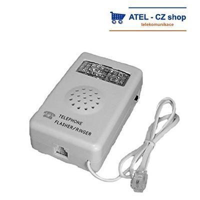 Světelný zvonek k telefonu Flasher - 2
