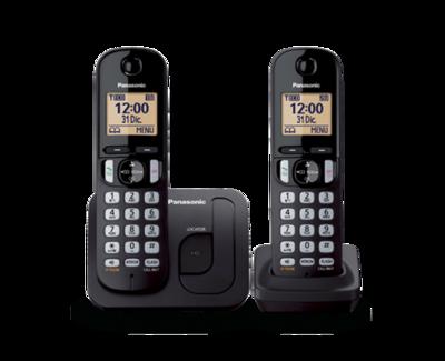 Panasonic KX-TGC212FXB - 2