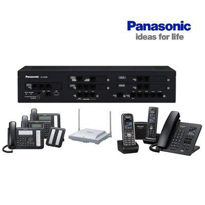 Panasonic KX-NS500NE 2 + 16 poboček - 2