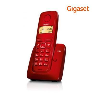 Gigaset A120 red - 2