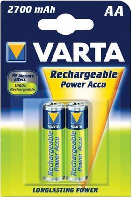 Baterie AA VARTA 2700 mAh - 2
