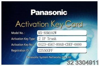 Panasonic KX-NSM102W - 2