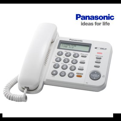 Panasonic KX-TS580FXW - 2