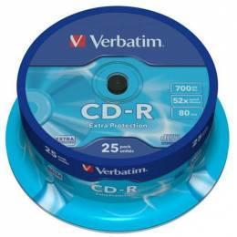 Verbatim CD-R Extra Protection 25 ks spindle - 2