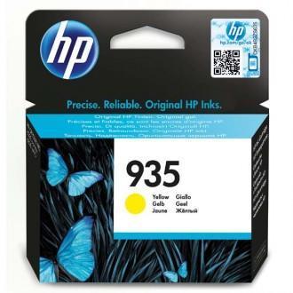 HP 935 žlutá inkoustová kazeta - 2