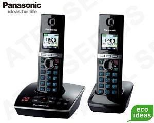 Panasonic KX-TG8061FXB DUO - 2