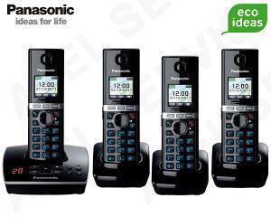 Panasonic KX-TG8061FXB QUATTRO - 2