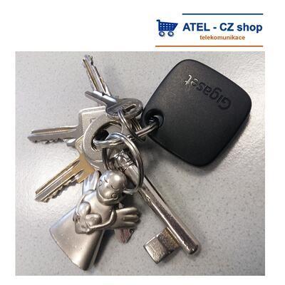 Gigaset G-tag lokalizační čip červ. - hlídač klíčů - 4