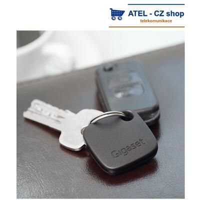 Gigaset G-tag lokalizační čip červ. - hlídač klíčů - 5