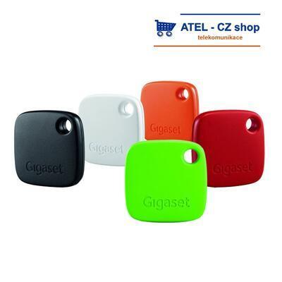 Gigaset G-tag lokalizační čip červ. - hlídač klíčů - 6