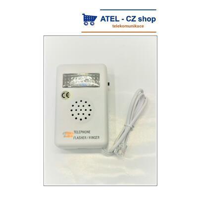 Světelný zvonek k telefonu Flasher - 7