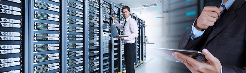 správa počítačových sítí, oprava PC
